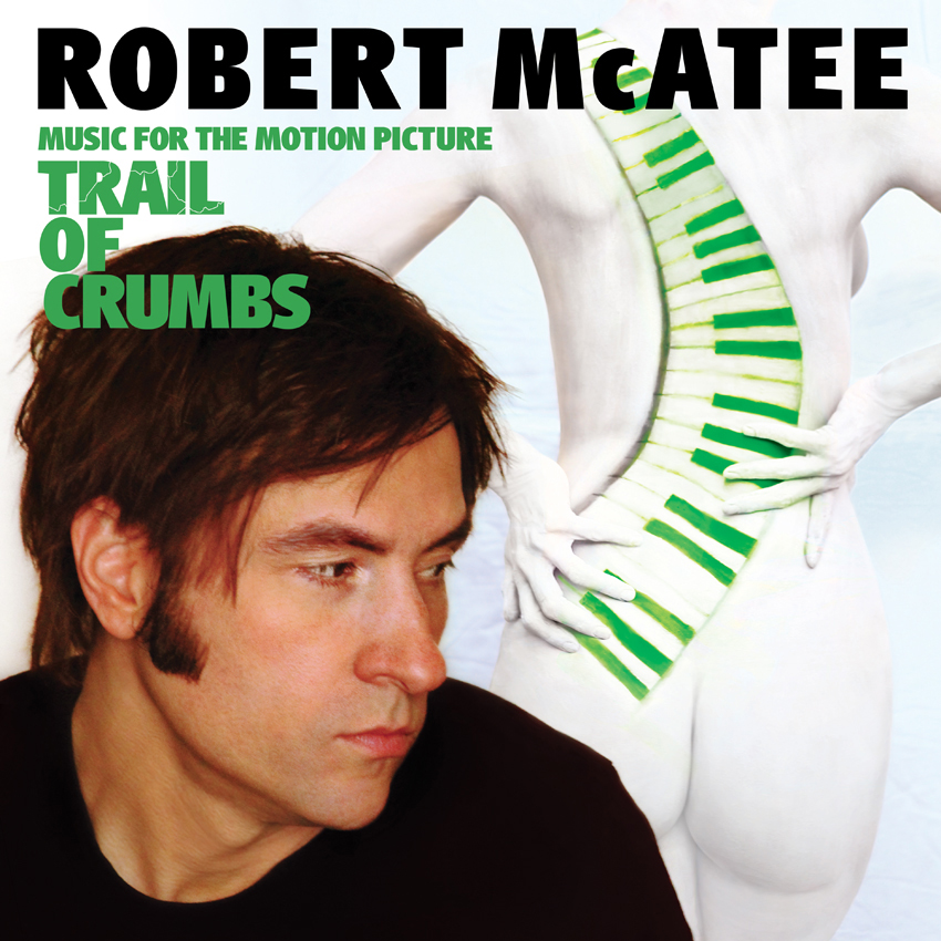 Robert McAtee Music, CD Cover Trail of Crumbs Soundtrack
